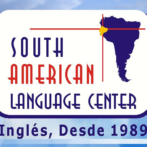 Franquicia de         Academia de Inglés South American Language Center