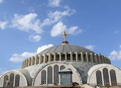 Axum Tsion Mariam Church