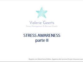 Stress Awareness parte II