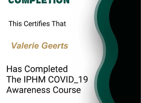 IPHM Covid19 Awareness Course