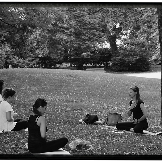 Mindfulness in Natura - Domenica