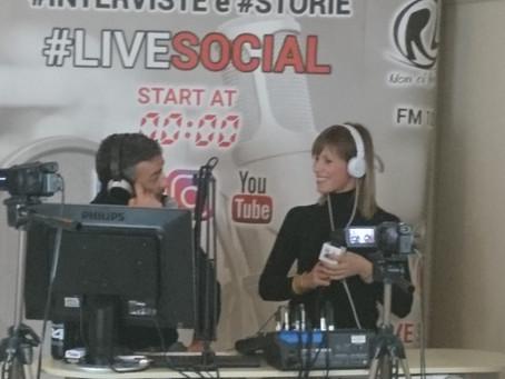 Intervista Radio Lombardia