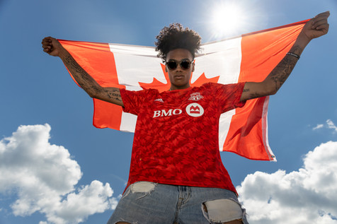 Canada DAY BMO TFC