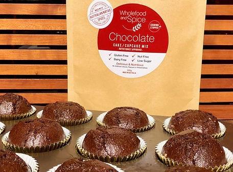 Wholefood & Spice choc cupcake.jpeg