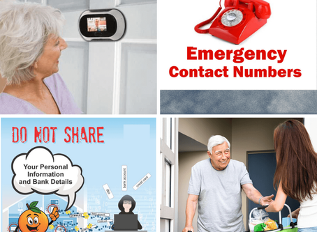 Safety Tips for Senior Citizens (Part 2)
