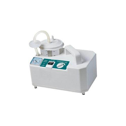 Secure Suction Apparatus Single Jar