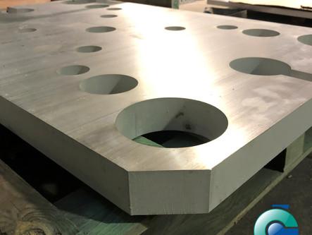 La lavorazione dell'alluminio Cenghialta