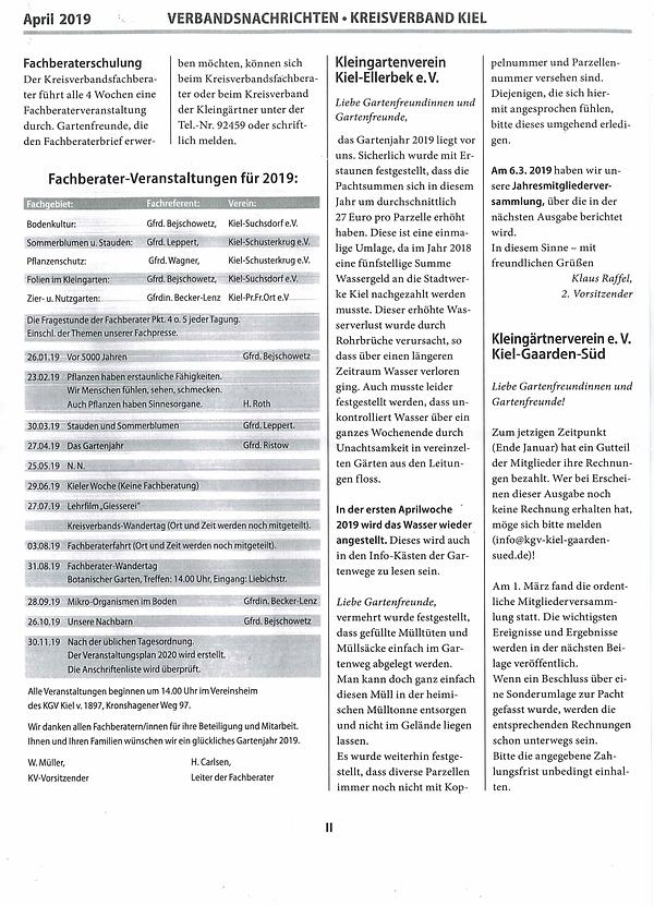 Verbandsnachrichten April 2019 Seite 2.p