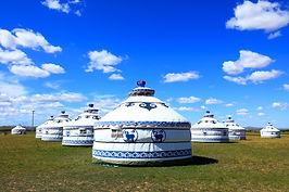 Mongolian yurt on the grassland.jpg