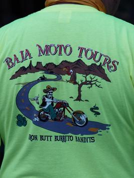 Baja Moto Tours