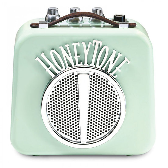 HONEY TONE MINI AMPLIFIER ~ NIFTY AQUA