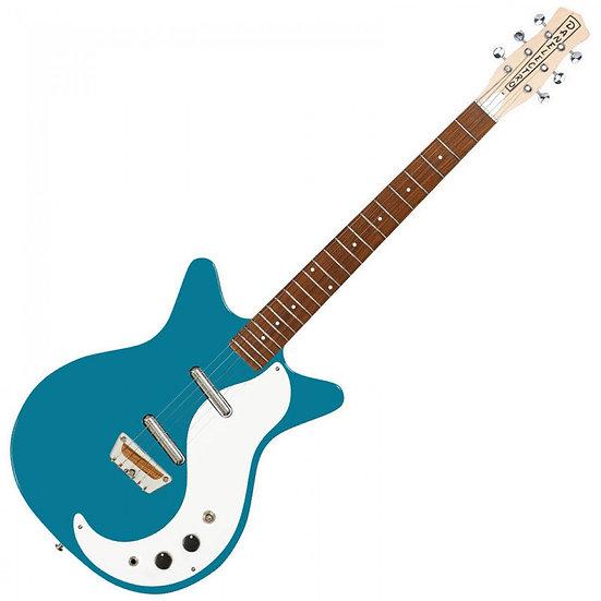 DANELECTRO THE 'STOCK '59' ELECTRIC GUITAR ~ AQUAMARINE