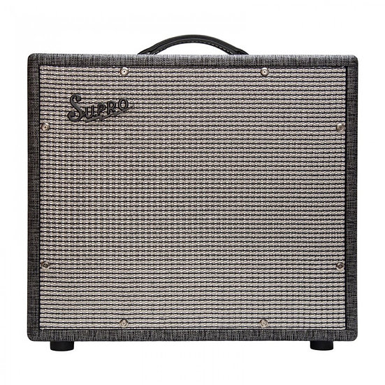 SUPRO 1 X 12 EXTENSION CABINET FOR SUPREME & COMET AMPS