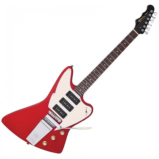 FRET-KING ESPRIT III ~ CANDY APPLE RED