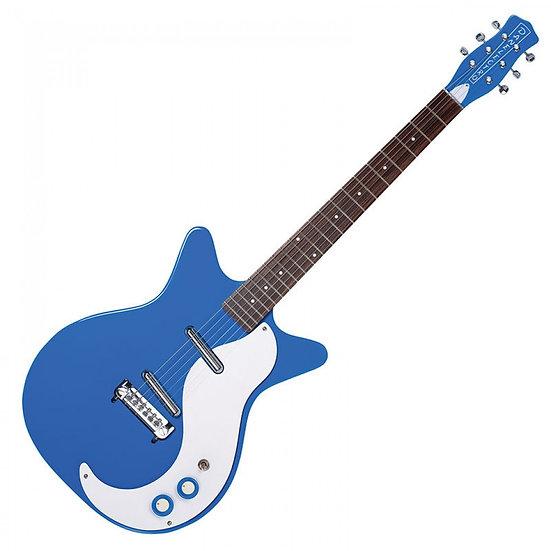 DANELECTRO '59M NOS GUITAR ~ GO GO BLUE – DC59M-GBL