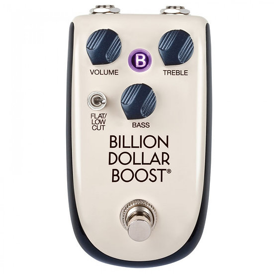 BILLIONAIRE 'BILLION DOLLAR BOOST' PEDAL BY DANELECTRO