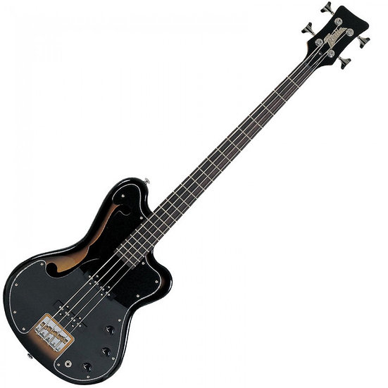 ITALIA IMOLA 4-STRING BASS ~ TWO TONE SUNBURST