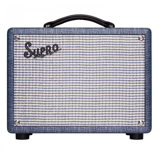 SUPRO SUPER ~ 1 X 8 5W TUBE AMP ~ UK 240V