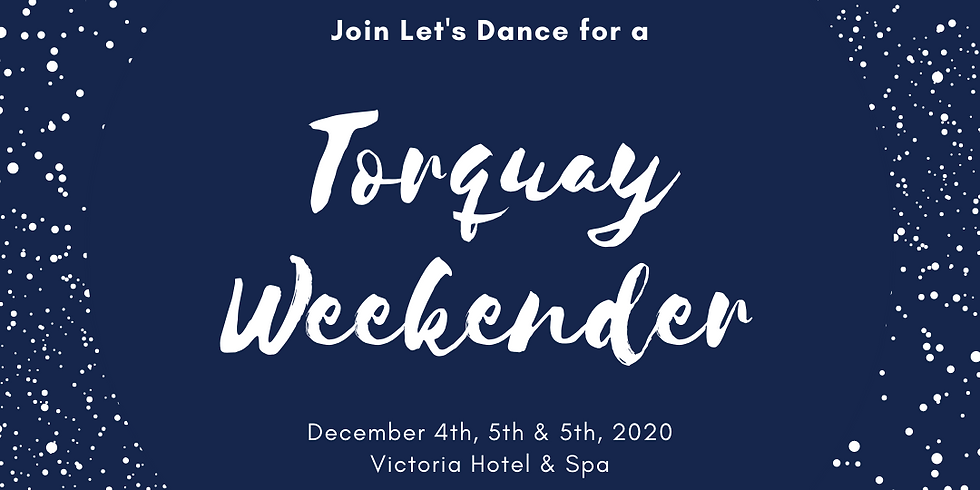 Torquay Weekender