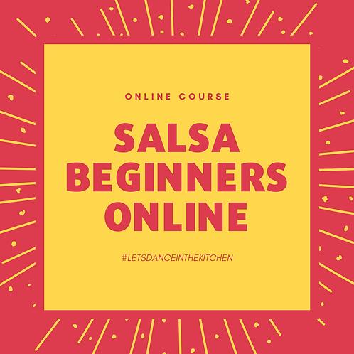 Salsa Beginners Course