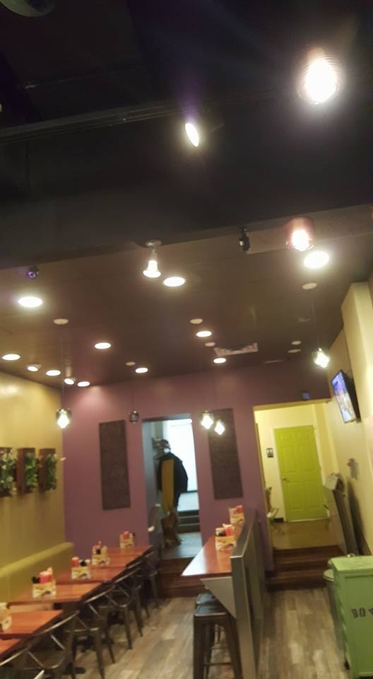 Inner Remodel of the Store