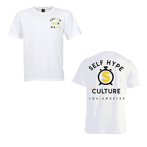 SELF HYPE CULTURE T SHIRT