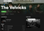 The Velvicks break 30 thousand monthly listeners!