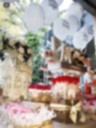 Candy Bar Valencia, mesas dulces Valencia