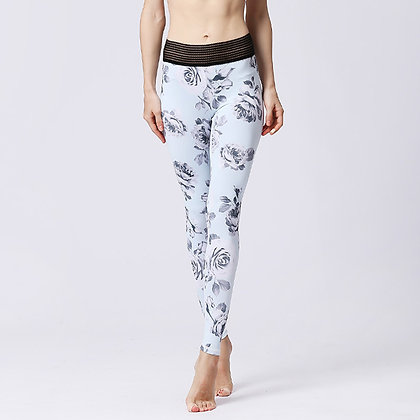 Monica Floral Yoga Leggings
