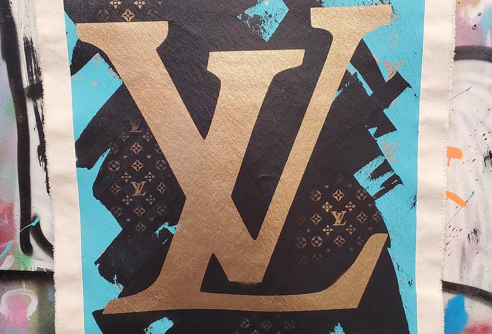 LV (Tiffany Blue)