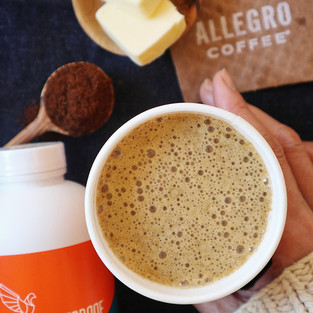 Bulletproof Coffee promotion