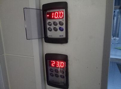 Установка холодильной сплит системы