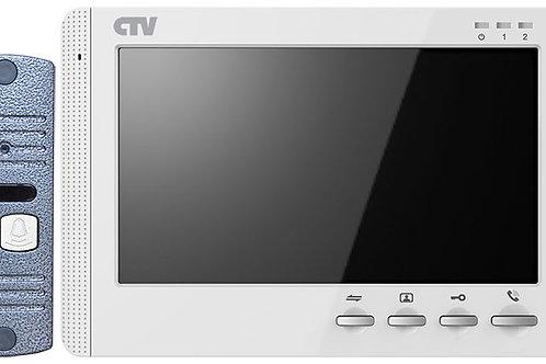 CTV-DP1704MD Комплект видеодомофона