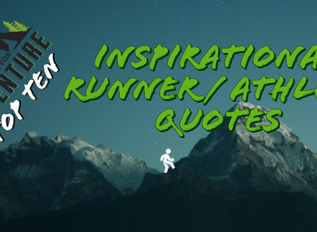 Top 10 Motivational Quotes for and from Runners