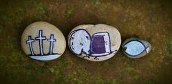 passion on stones