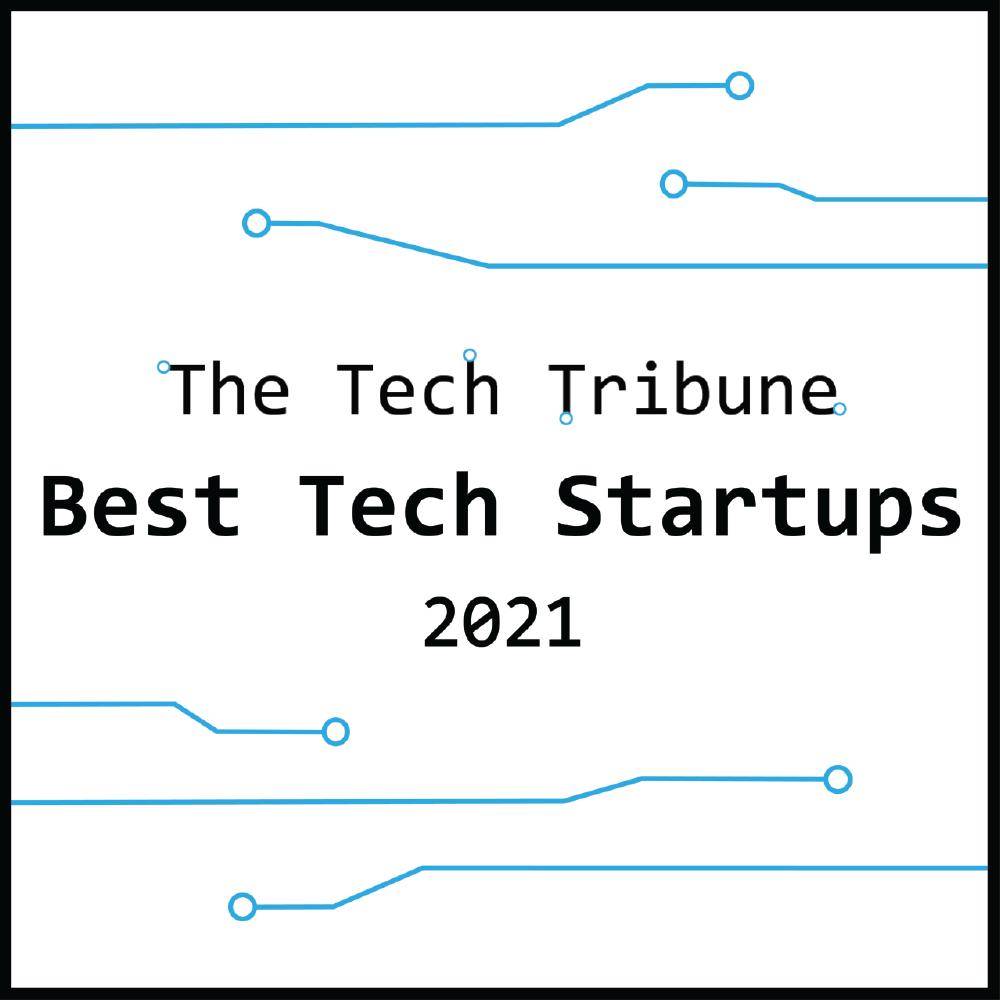 The Tech Tribune Best Tech Startups Badge