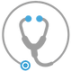 Phynd Stethoscope Logo.png
