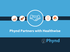 April 2018: Phynd Announces Partnership with Healthwise