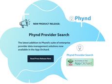 Phynd Launches Advanced Provider Search