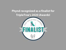 Phynd Technologies, Inc. Named 2020 TripleTree iAward Finalist