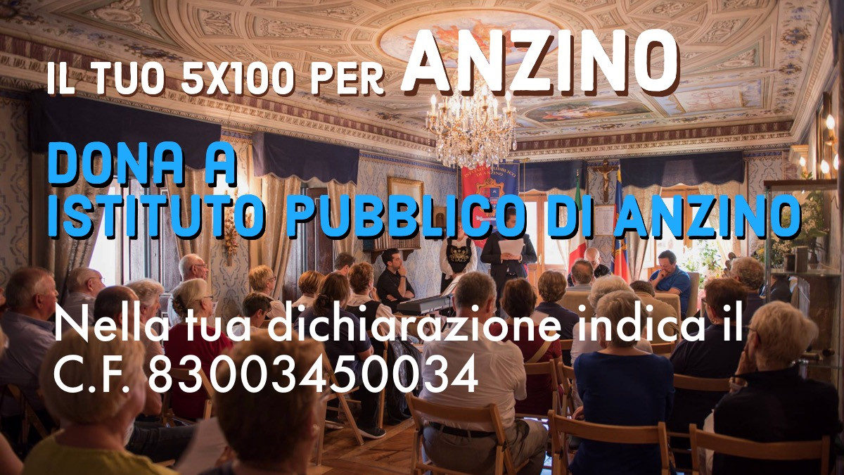 Destina il tuo il 5x1000 all'Istituto