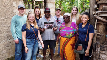 Global Food Challenge Travels to Tanzania and South Africa