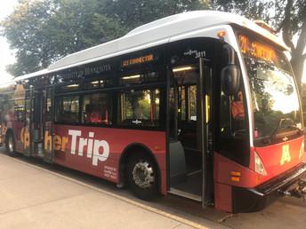 Through my eyes: Transportation- It's a trip!