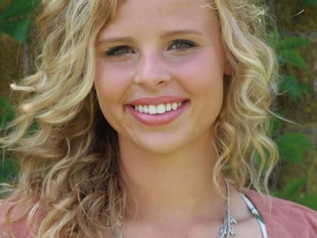 ApEc Undergrad student feature: Sierra Williamson