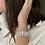Thumbnail: Vintage Inspired Diamond Bracelet