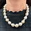 Thumbnail: 25PC Baroque South Sea Pearl Necklace