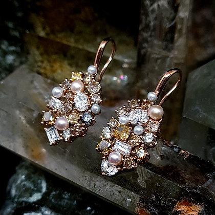 Pearl Dangler Earrings