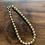 Thumbnail: Ball Bead Link Necklace