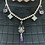 Thumbnail: Pearl and Amethyst Necklace