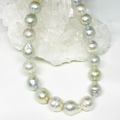 29PC South Sea Pearl Necklace